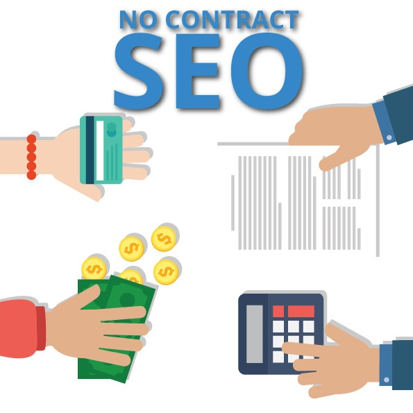 No contract SEO